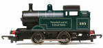 Hornby R3212 0-4-0T Transatlantic Industries